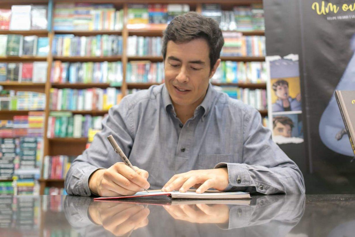Felipe Folgosi lança a campanha de sua 6ª HQ