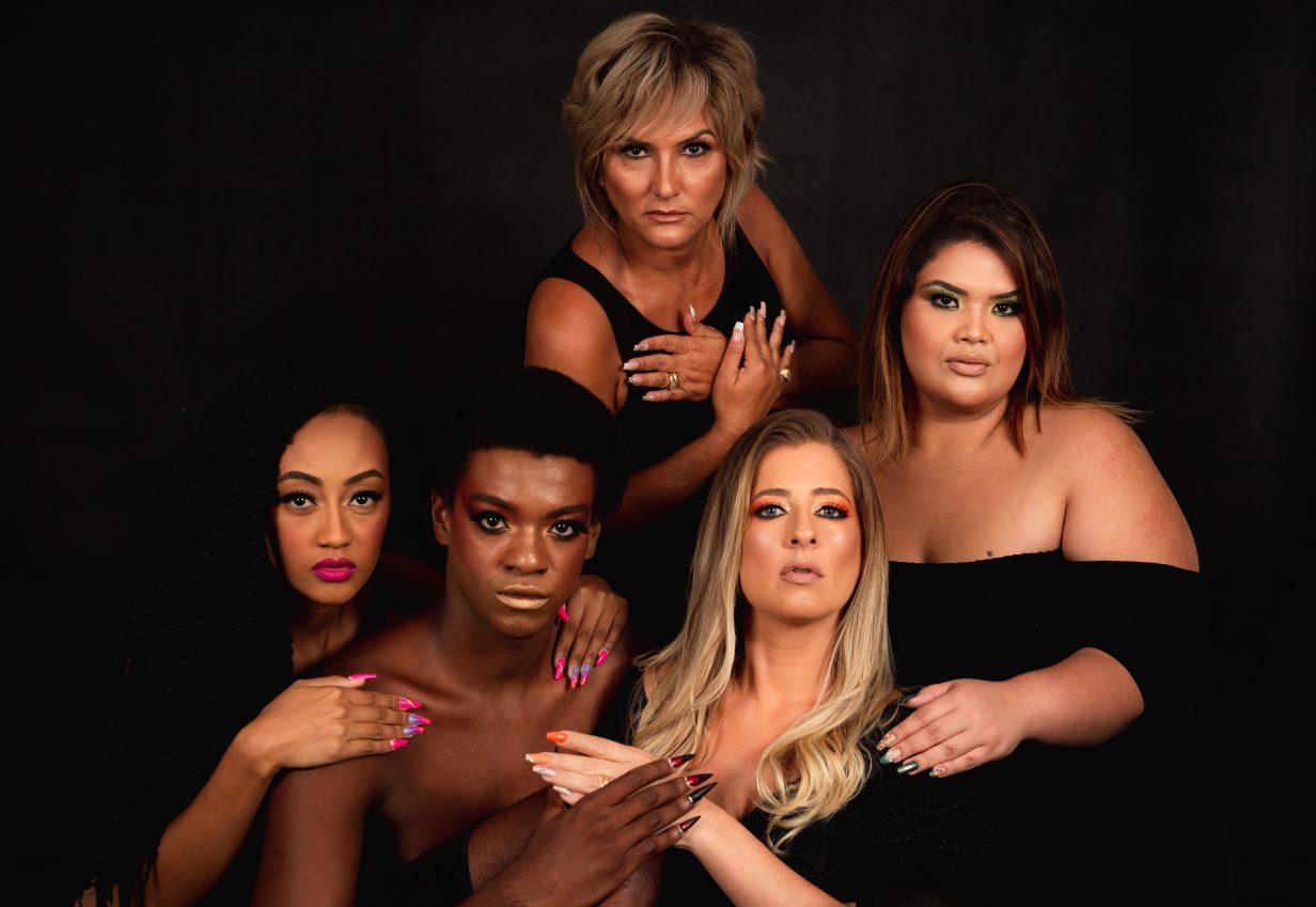 Unhas Cariocas pela diversidade da beleza feminina