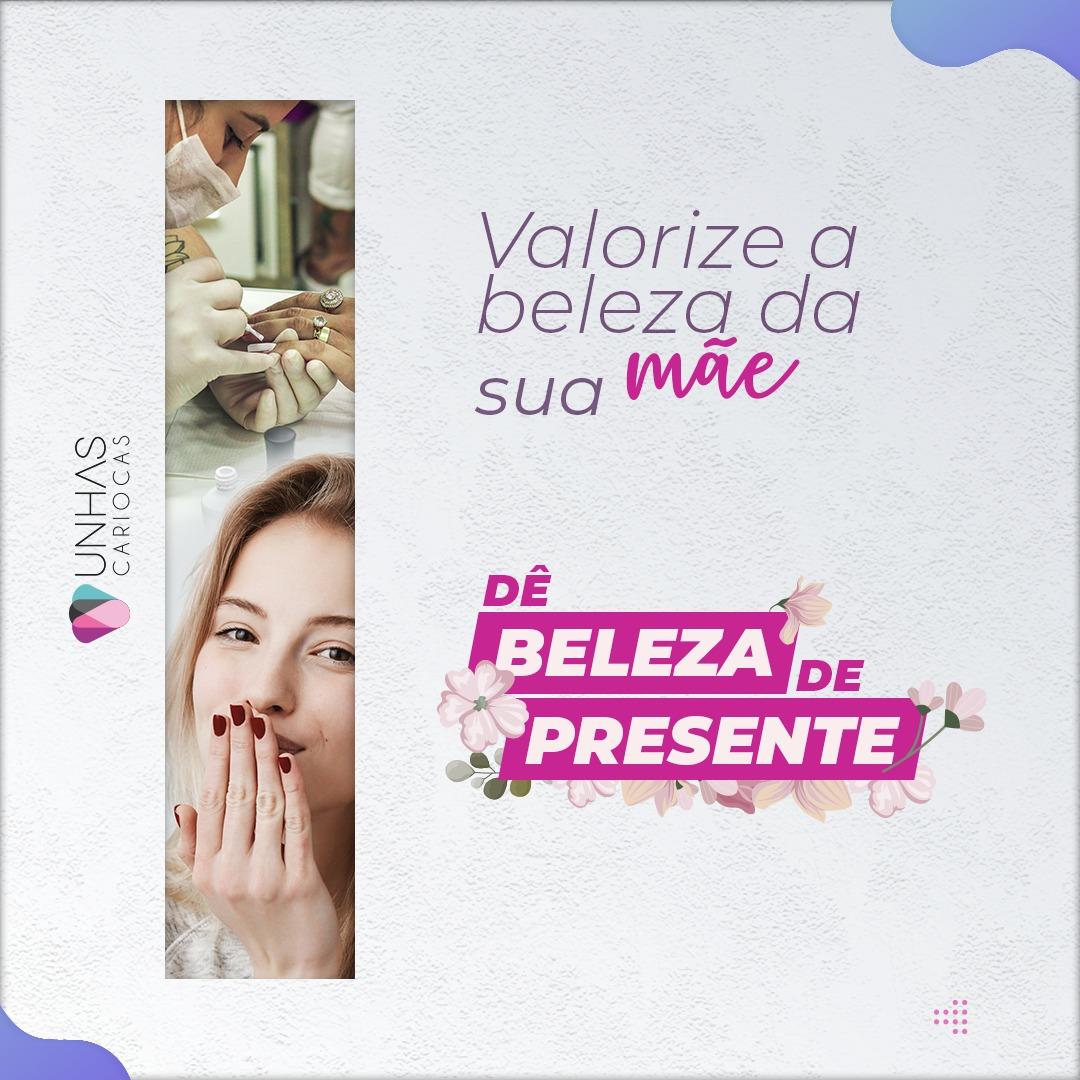 Unhas Cariocas lança ação promocional para o Dia das Mães